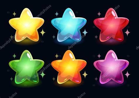 image gallery imagenes de estrellas brillantes estrellas brillantes coloridos dibujos animados archivo