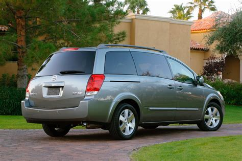nissan quest tires 2004 09 nissan quest consumer guide auto