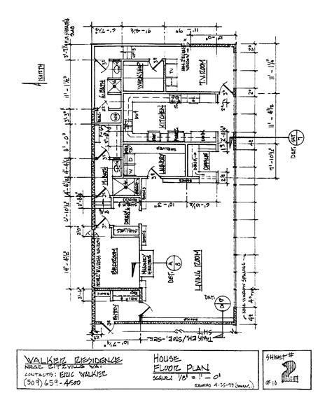 plan drawing site plan working drawing