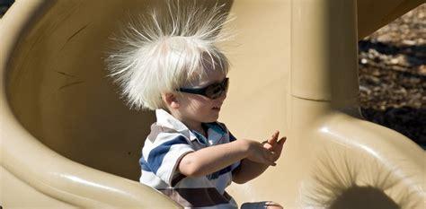 static electricity s tiny sparks