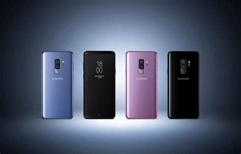 Samsung S9 Plus 2018 samsung announces ai ar focused galaxy s9 s9 plus mwc 2018 androidheadlines