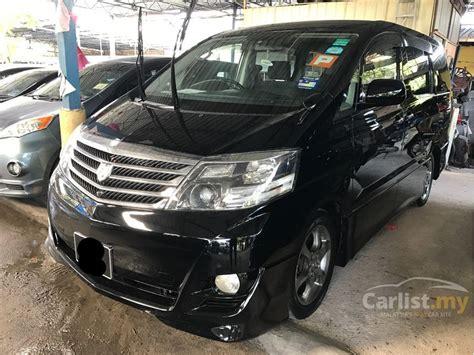 Toyota Alphard G 2004 toyota alphard 2004 g 3 0 in selangor automatic mpv black