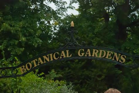 Botanical Garden Signs Entrance Sign Picture Of Botanical Gardens At Park Bath Tripadvisor