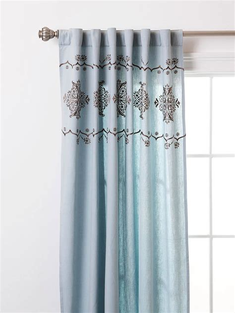 hanging panel curtains tips for buying and hanging curtain panels