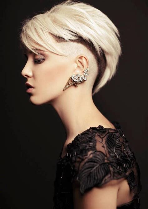 20 Collection Of Shaved Long Hairstyles | 20 collection of shaved long hairstyles