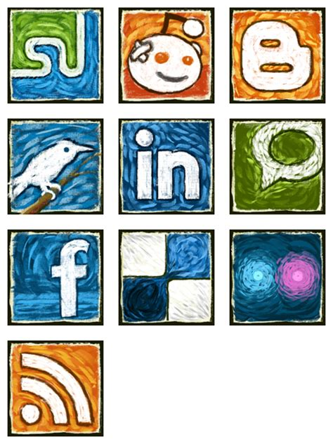 Social Network Search Free Social Network 10 Free Icons Icon Search Engine