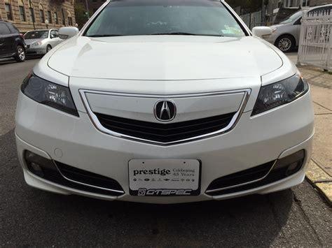 Acura Warranty 2012 Closed 2012 Tl Sh Awd Tech Pkg 65k With Warranty Nyc