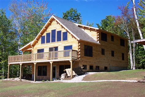Home Designs Mountain View Coventry Log Homes Our Log Home Designs Craftsman