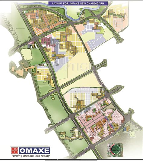 layout plan new chandigarh 4500 sq ft plot for sale in omaxe chandigarh extension