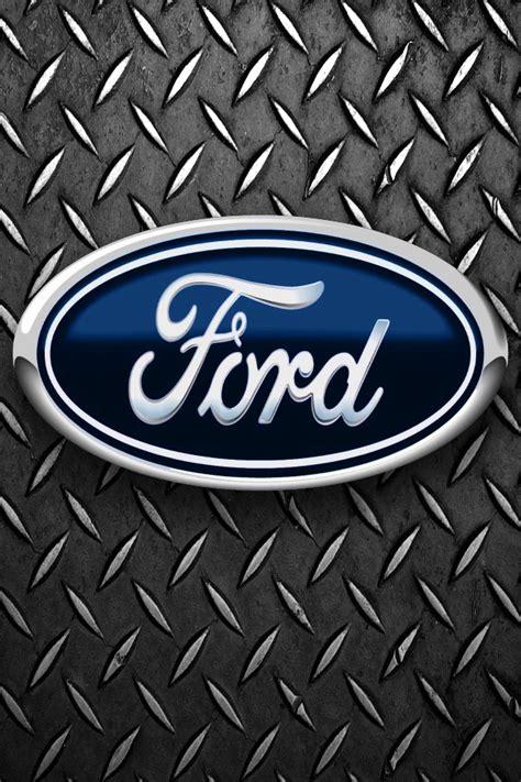 Iphone 5 Wallpaper Car Logo by Ford Iphone Wallpaper Wallpapersafari