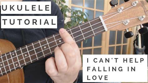 ukulele tutorial can t help falling in love i can t help falling in love ukulele tutorial guest