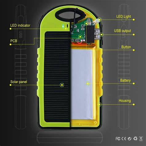 Power Bank Solar Di Malaysia 10000mah sport water proof solar pow end 8 20 2016 4 15 pm