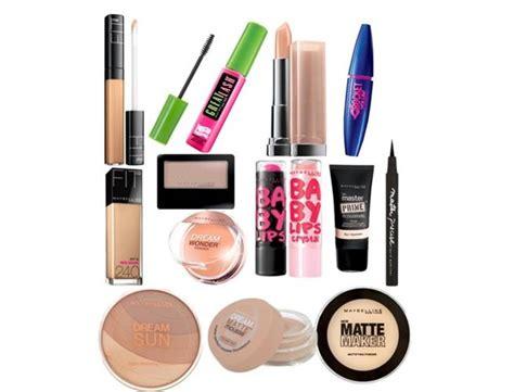 daftar harga kosmetik maybelline terbaru juli 2018