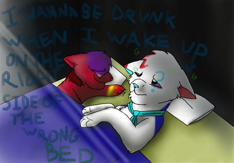 right side of the bed lyrics drunk on the right side of the wrong bed by deejaypony on deviantart