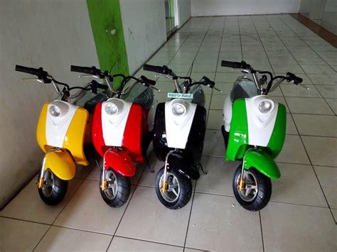 Sepeda Vespa Mini Anak sepeda mainan anak2 mainan oliv