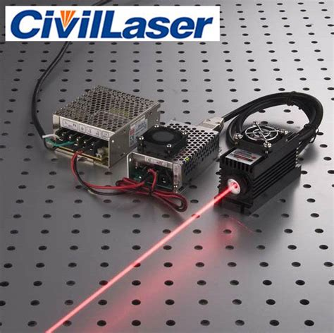 diode pumped solid state laser 671nm 100mw 400mw dpss laser diode pumped solid state laser with ttl modulation 613 00