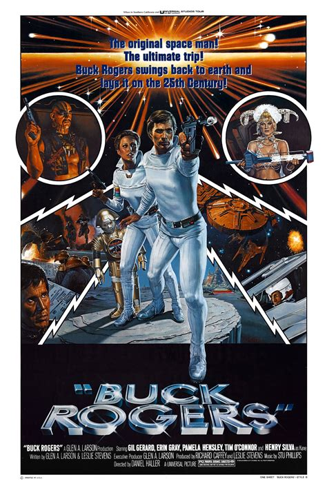buck the poster for buck rogers in the 25th century 1979 usa wrong side of the