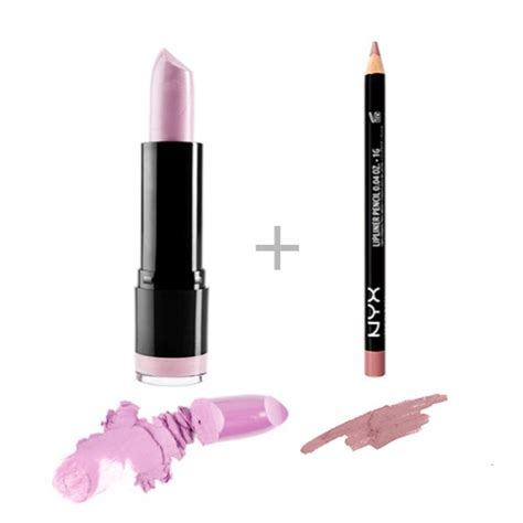 Nyx Slim Lip Liner Pencil Pink nyx lipstick slim lip pencil baby pink pale pink ebay