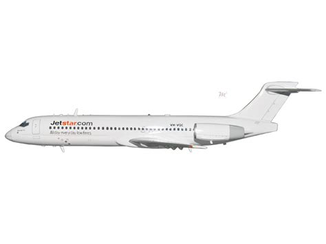 Desk Fan Gmc 717 20 Inch boeing 717 jetstar white model civilian 199 5