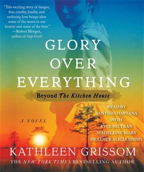Kitchen House Book Review Ny Times Everything Audiobook On Cd By Grissom