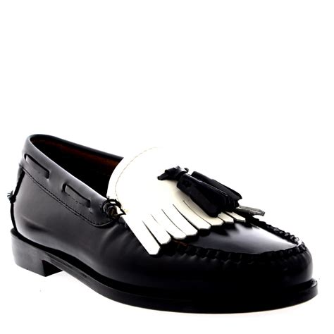 bass shoes loafers womens g h bass weejuns esther kiltie work slip on loafers