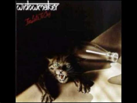 Late Was The Cry by Widowmaker Late To Cry 2nd 1977