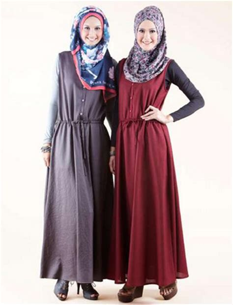 Baju Muslim Zoya Keluarga Model Busana Muslim Zoya Terbaru Untuk Lebaran Keluarga