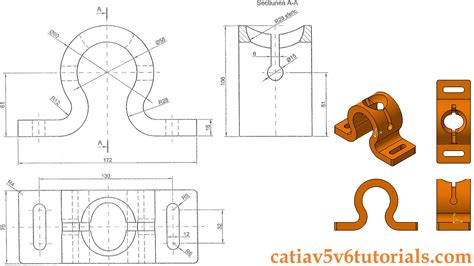 pattern a sketch catia catia v5 tutorial beginner 9 sketch pad hole mirror