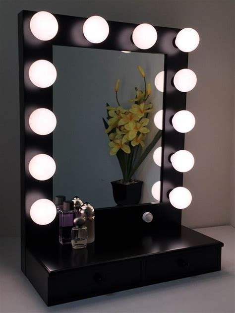 fantastic vanity mirror  lights  bedroom ideas
