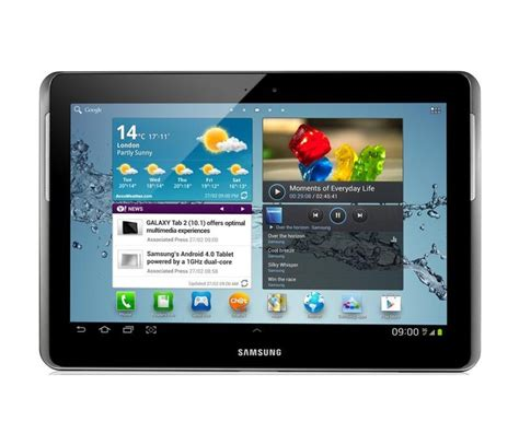 Samsung Tab 2 Wifi tablet samsung galaxy tab 2 gt p5100 10 1 quot 16gb 3g wifi android 4 0