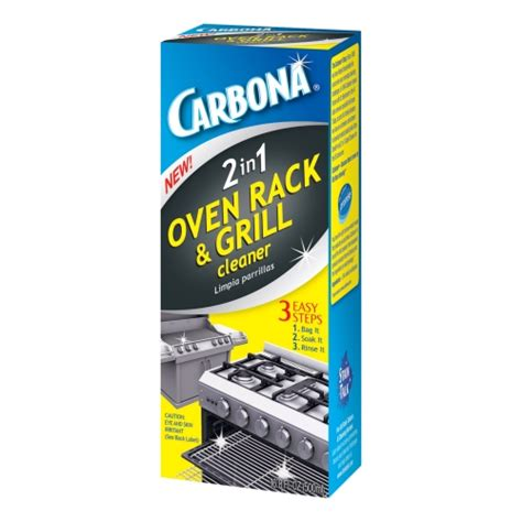 Oven Di Ace Hardware carbona 2 in 1 oven rack and grill cleaner 320 oven
