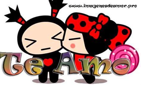 imagenes para decir i love you decir te amo con dibujos animados para facebook