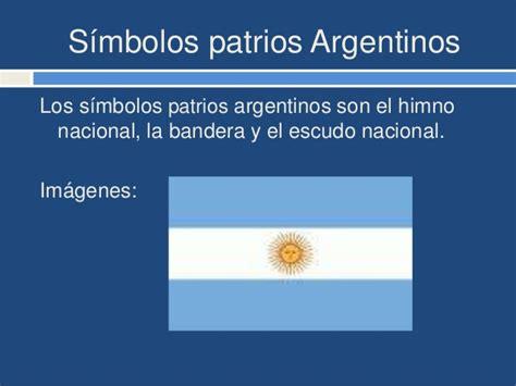 imagenes simbolos patrios argentinos trabajo practico identidad nacional