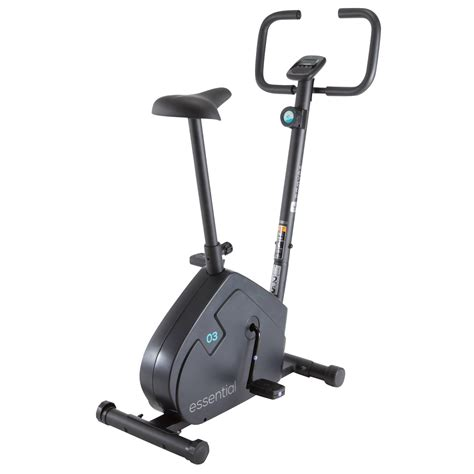 pedane da corsa cyclette essential domyos by decathlon