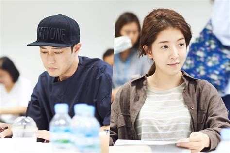 so ji sub and jung in sun so ji sub and jung in sun s upcoming drama holds first