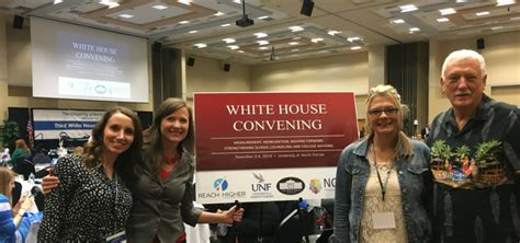 oregon school counselor association third white house convening on strengthening school