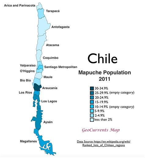 language education in chile a cultural historical activity theory perspective books mapping chile s indigenous population geocurrents
