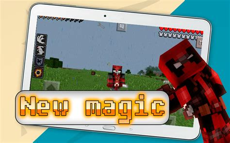 deadpool apk mod deadpool for minecraft 1 apk android entertainment apps