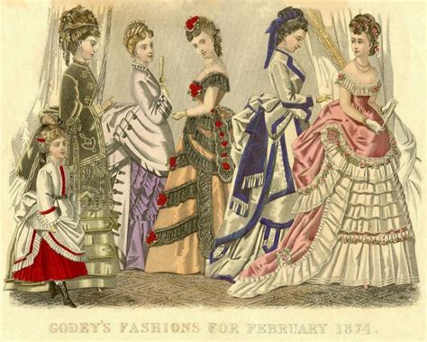 victorian era le follet victorian fashion plates and costume plates