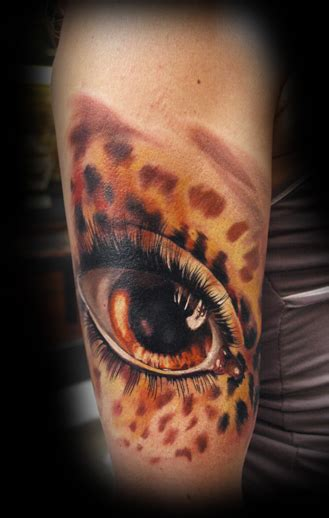tattoo animal eyes eye tattoos and designs page 8