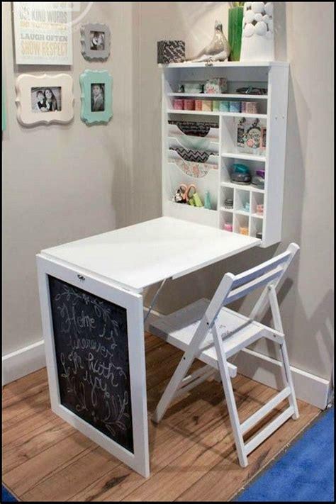 murphy craft table spaces craft and pallets mejores 81 im 225 genes de dise 241 a espacios peque 241 os en