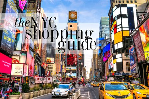 best shopping cities in the us the best places to shop in new york city style doctors