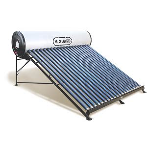 Water Heater Solar Guard electric solar water heaters for domestic needs