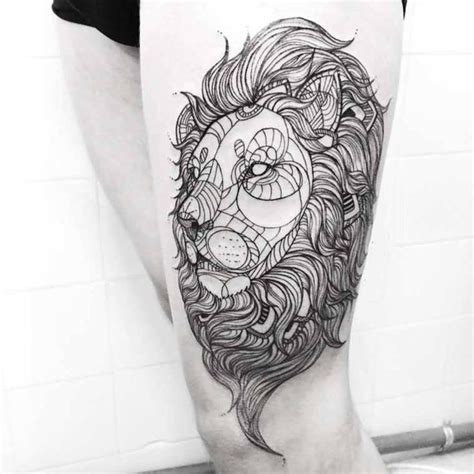 animal tattoo outline 34 best lion tattoo outline images on pinterest simple