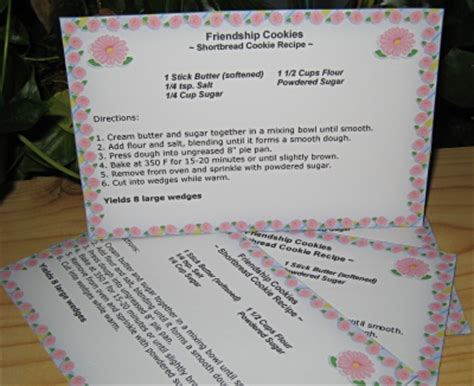 printable recipe card generator recipe card maker