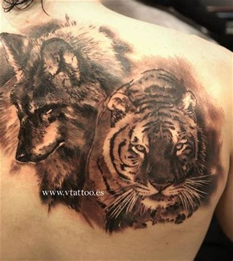 imagenes de tatuajes de garras de tigres tattoos de tigres y leone s pictures to pin on pinterest