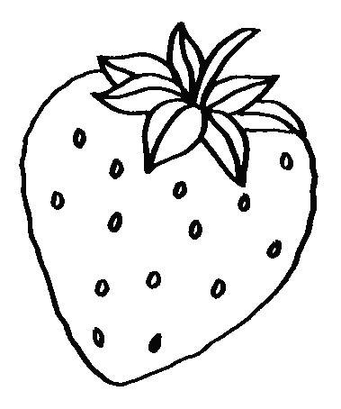 imagenes para colorear fresa fresas para colorear dibujos infantiles imagenes cristianas