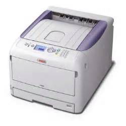 Printer Oki C831 oki c831 series argecy