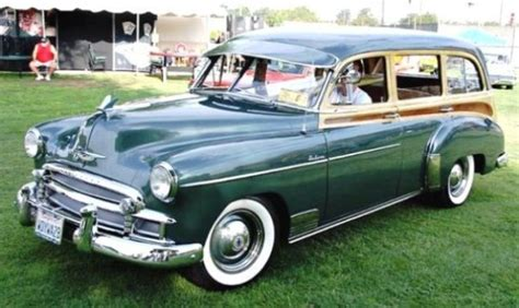 1950 chevrolet station wagon 1950 chevrolet styleline deluxe station wagon