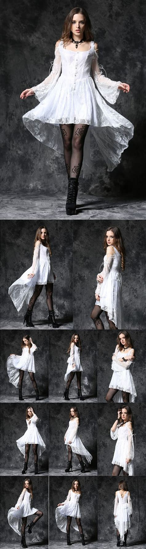 Dress Pendek Mini Dress Simply Stunning Style lace at the top and on